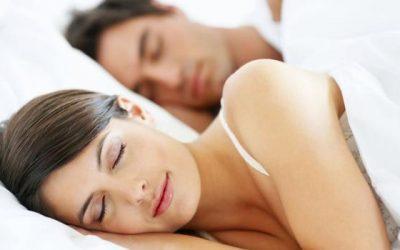 A nyugodt éjszakai alvás titka