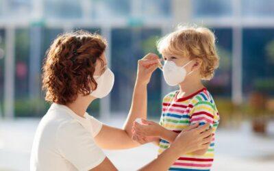 Koronavírus: allergia ellen is védhet a maszk